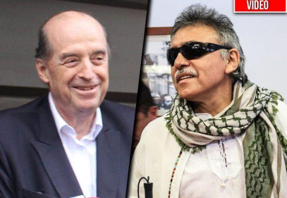 """[VIDEO] """"Santrich siempre ha sido un defensor de la verdad"""": Álvaro Leyva"""