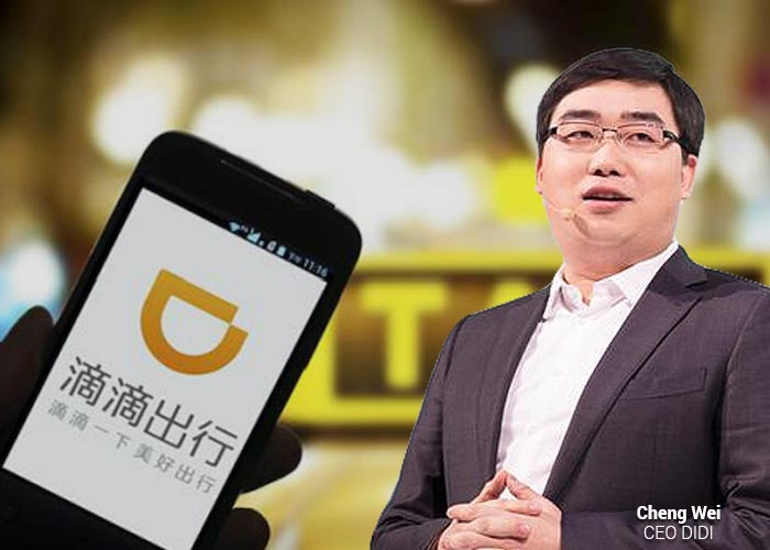 Los chinos vienen por el mercado de las App de transporte