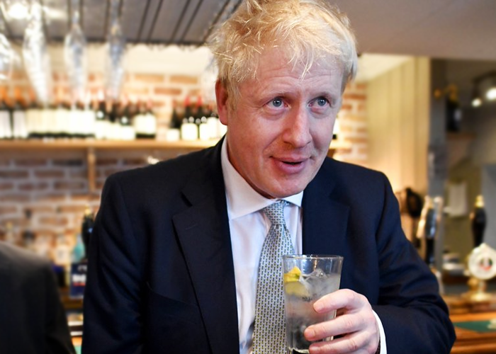 Boris Johnson, el hombre que quiere convencer a los británicos de que puede sacarlos del atolladero
