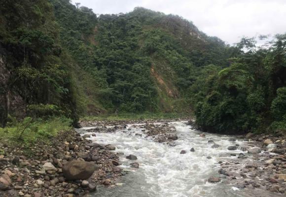 Así es el recorrido de Bogotá al llano por Guateque