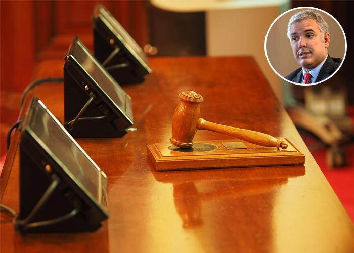 Decisión de la Corte Constitucional, una cachetada al presidente Duque