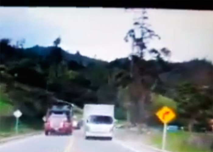 Colombiana de Encomiendas, ¿una empresa con asesinos al volante?