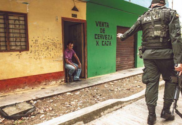 Municipio de Tarazá, en cuarentena por la extorsión y el crimen organizado