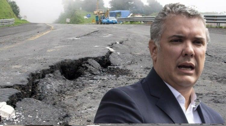 Carreteras: otro desastre