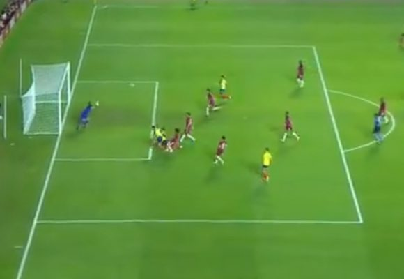 [Video] El gol con el que Duván demuestra que es mejor que Falcao