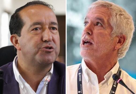 Emel Rojas y Enrique Peñalosa enfrentados por la prohibición del asbesto en Bogotá