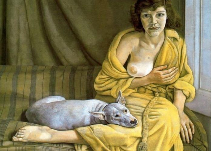 Lucian Freud y su mirada privada