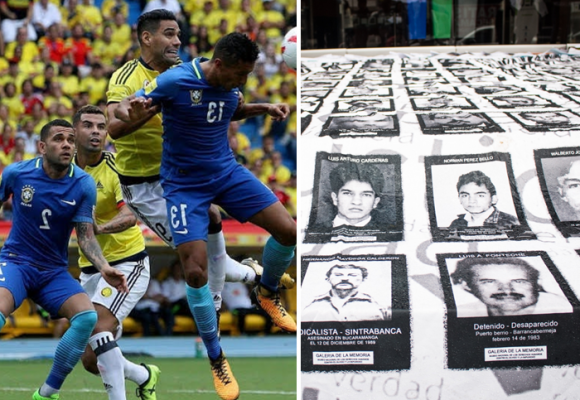 ¿Por qué nos conmueve más un partido de fútbol que la muerte de los líderes sociales?