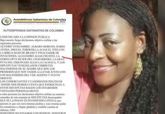 La lista de la muerte de los gaitanistas en Córdoba