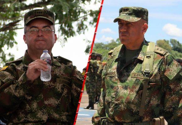 Dos generales que salvaron el ascenso de Nicacio Martínez