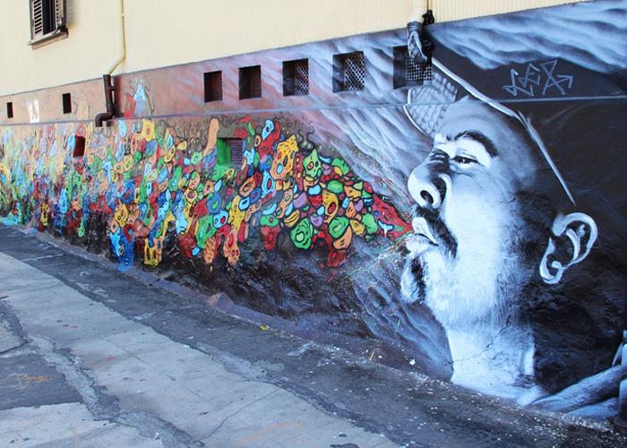 Grafiti, más allá del imaginario