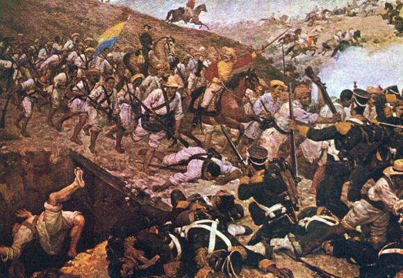 Diez errores de la historia de la independencia de Colombia