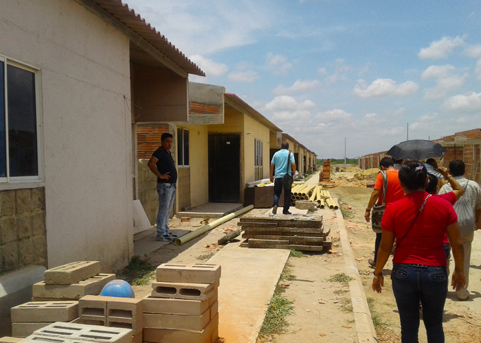 ¿Para cuándo el tan anhelado proyecto de vivienda Lluvia de Oro en Barranquilla?