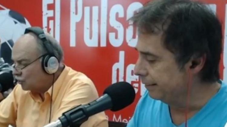 Regrese Don Iván Mejía, sálvenos de César Augusto