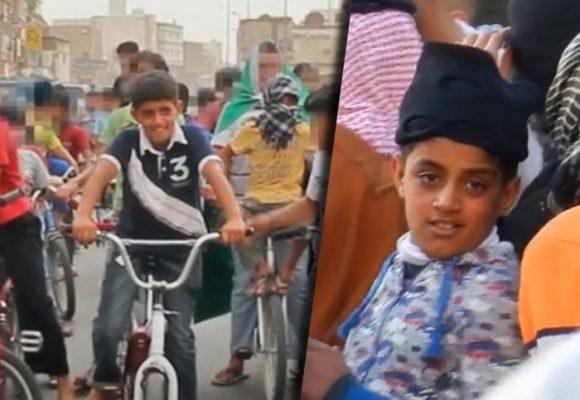 El niño que van a desmembrar por defender los derechos humanos