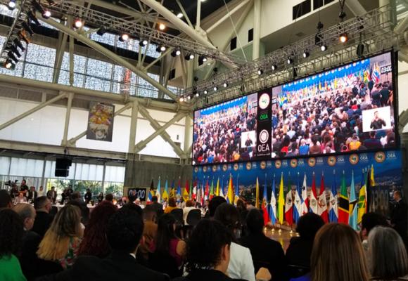 Laicidad y derechos sexuales fueron tema en la Asamblea de la OEA