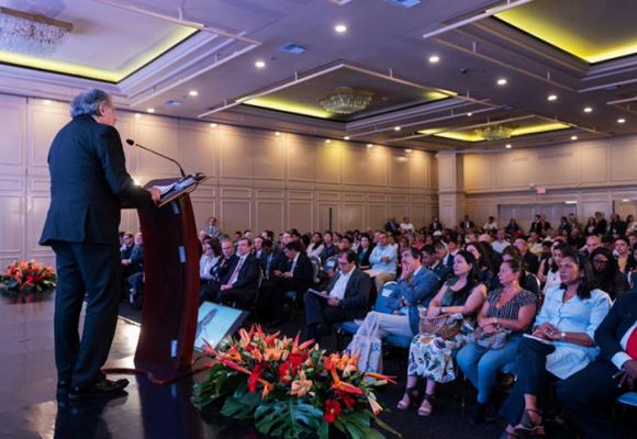 Como anillo al dedo le cae a Medellín la asamblea de la OEA