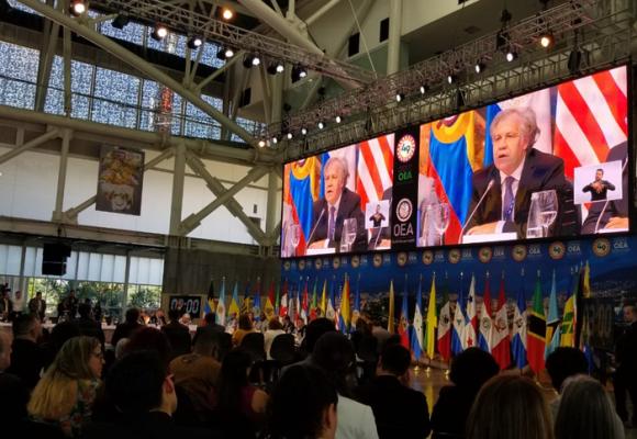 La OEA y el panamericanismo de nuevo calumniados