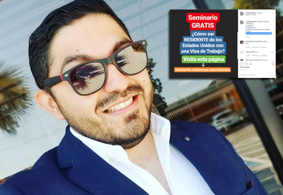 ¿El nuevo negocio de Oswaldo Ortiz, el youtuber cristiano?