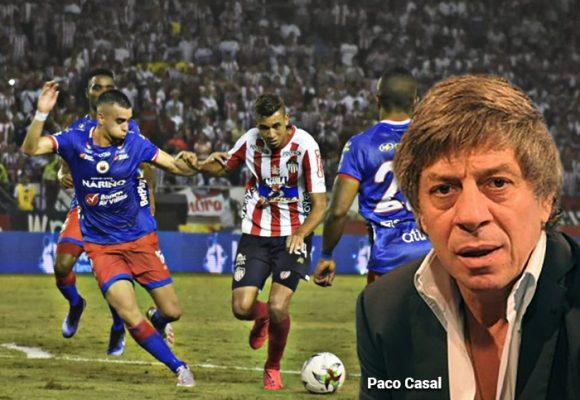 Paco Casal, el uruguayo que se quiere quedar con los partidos del fútbol colombiano