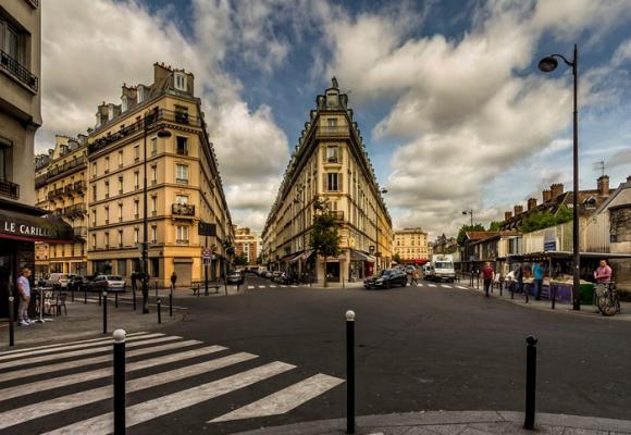 París a oscuras