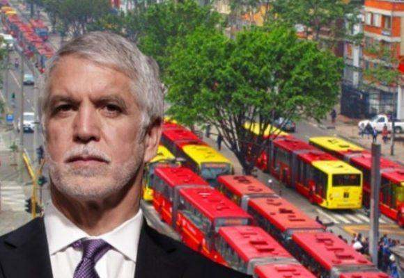 Transmilenio por la séptima y el daño a Bogotá