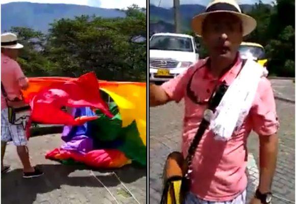 VIDEO: La homofobia de algunos paisas