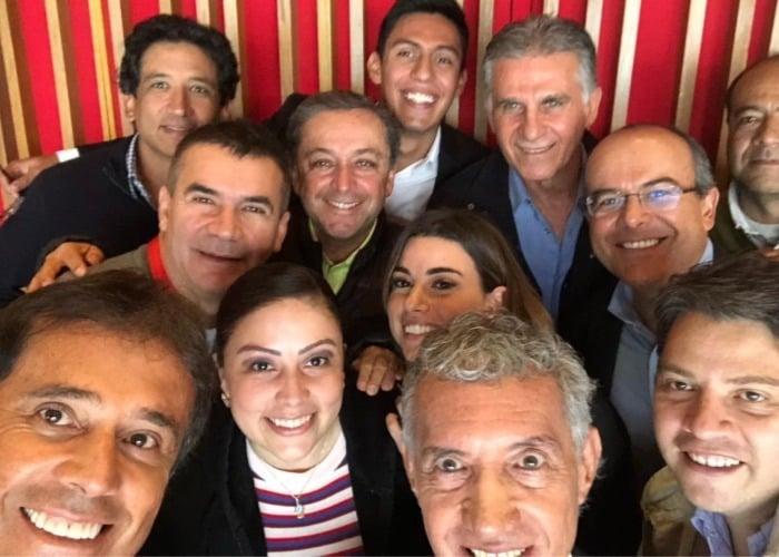 Los lambones de Queiroz