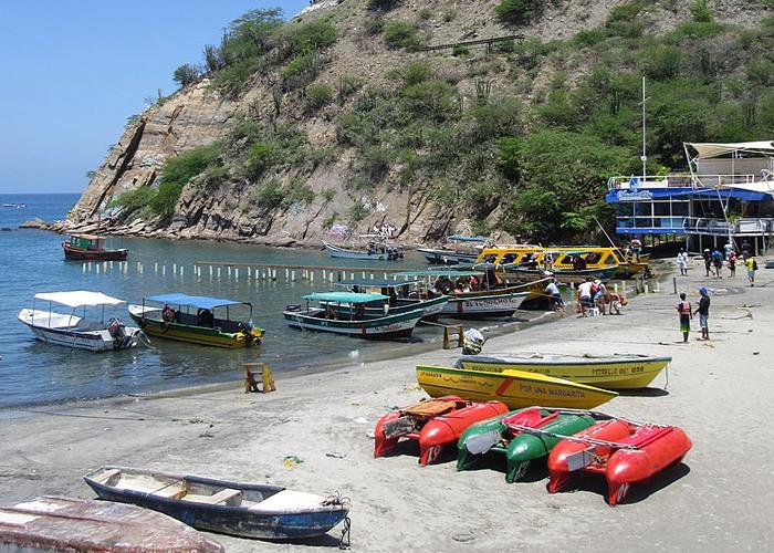 ¡Por un turismo sostenible en Santa Marta!