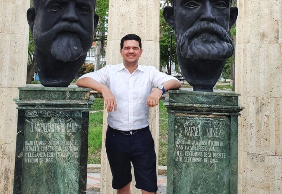 Rodolfo Correa, el profe que quiere ser gobernador de Antioquia