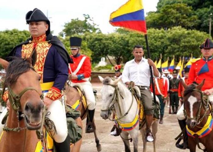 Ruta libertadora, la imagen de una Colombia olvidada