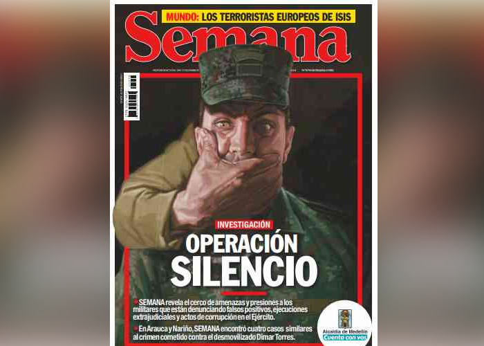 Semana y 'Operación Silencio'