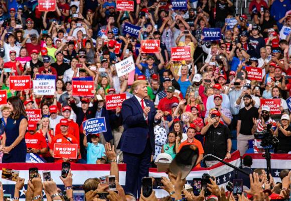 El pintoresco reality electoral llega a Estados Unidos