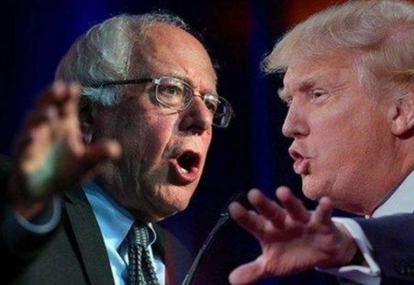 Bernie vs. Trump