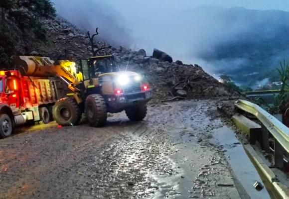 Con tanta vía colapsada, ¿los ingenieros colombianos cuándo se pondrán las pilas?