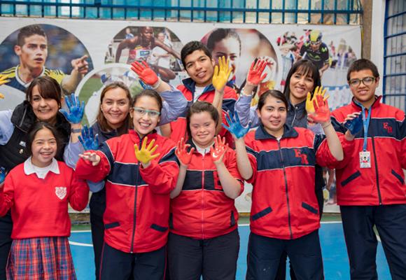 Valentina te sonríe, la estrategia que beneficia a niños con capacidades especiales