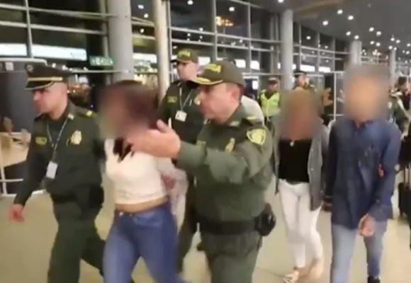 VIDEO: Por ganarse 50 millones mandaron a sus madres con droga a España
