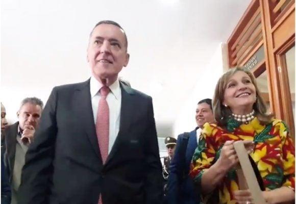 El exmagistrado que salvó la curul de Ángela María Robledo