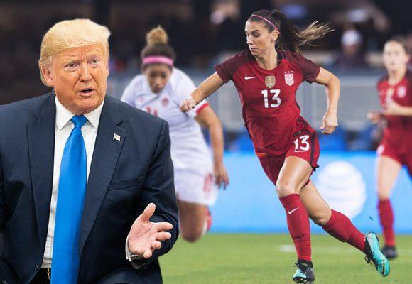 La rebelde anti-Trump que llevó a Estados Unidos a ganar el Mundial