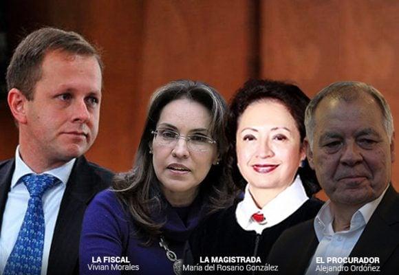 Las tres cabezas que castigaron a Andrés Felipe Arias