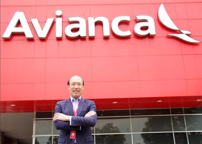 Nuevo CEO de Avianca llegó a Colombia