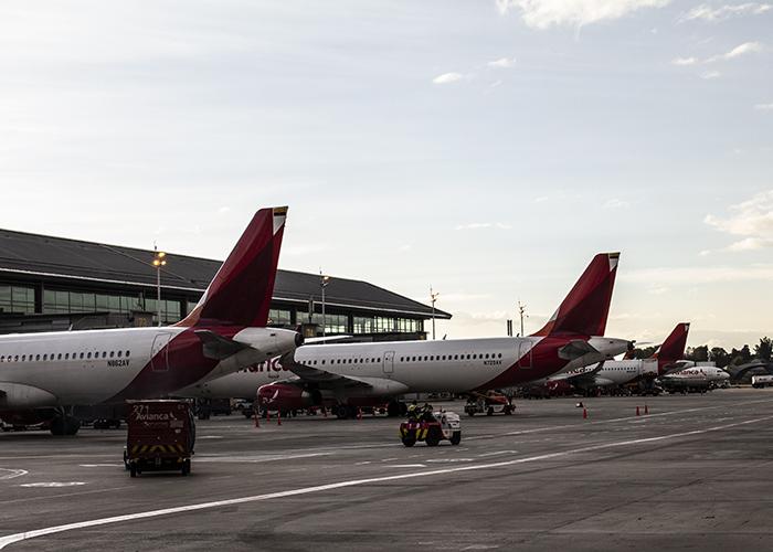 Avianca Brasil subasta sus activos