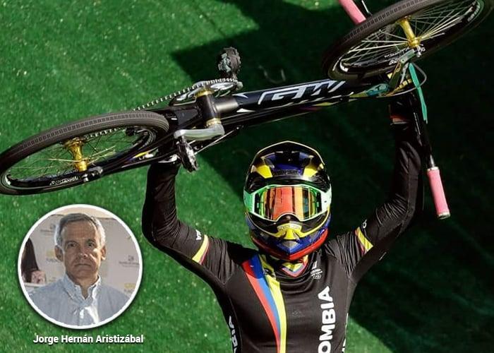 El paisa que se convirtió en el mayor fabricante de bicicletas de Colombia