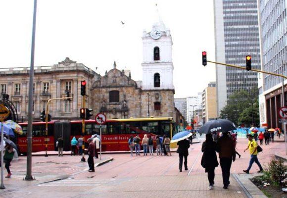 Bogotá lidera el turismo nacional