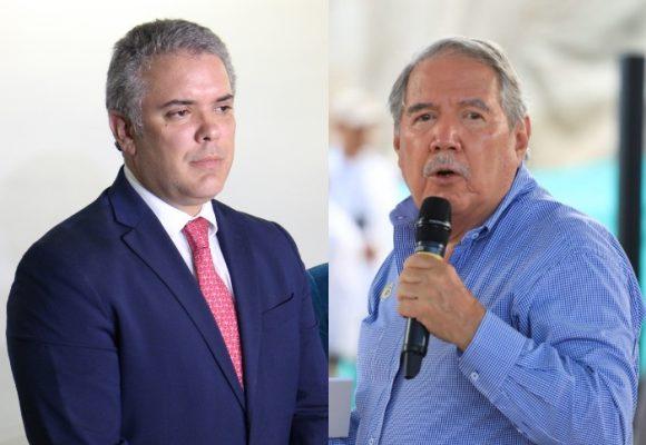 Choque entre Duque y Mindefensa por desaparición de Santrich