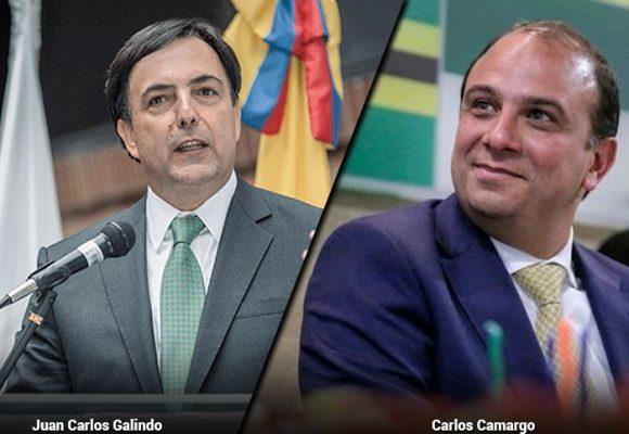 ¿La trinca de conservadores y el CD le dará la Registraduria a Carlos Camargo?
