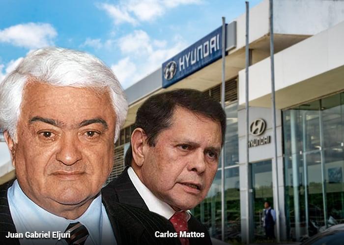 Los poderosos ecuatorianos que se le atravesaron a Carlos Mattos y su vida de gloria