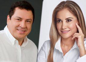 El marido le salva a Claudia L. López su candidatura a la Gobernación de Santander