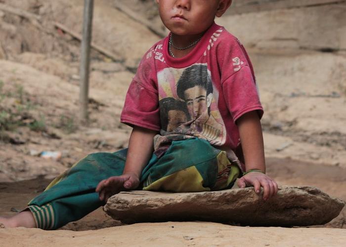 Colombia, un país de desnutridos