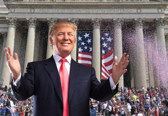 El juego de Donald Trump